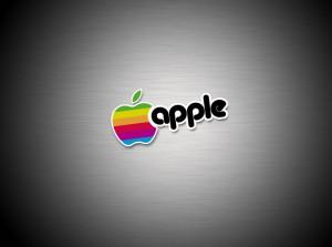 Apple Laptop Logo