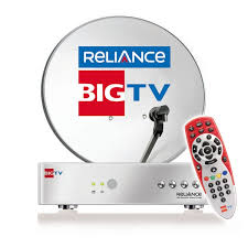 Reliance Big TV Logo