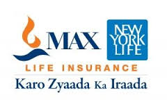 Max New York Life Insurance Logo