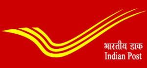 Indian Speed Post  Logo
