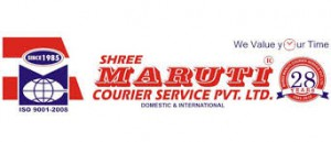 Shree Maruti Courier Logo