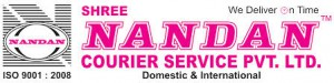 Shree Nandan Courier Logo