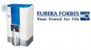 Eureka Forbes Water Purifiers Logo