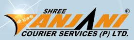 Shree Anjani Courier Logo
